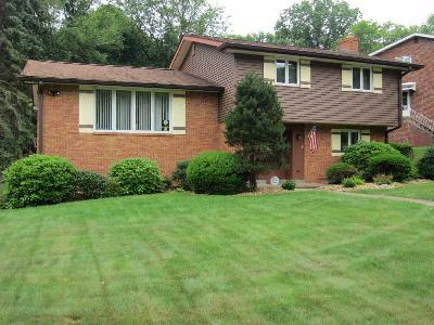 Monroeville PA Single Family Home Sold: $169,500
