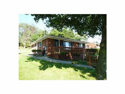 Penn Hills PA Single Family Home Sold: $94,900