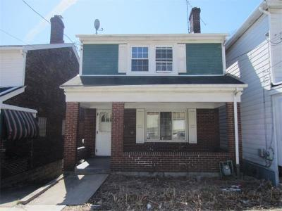 Greenfield PA Single Family Home Sold: $119,900