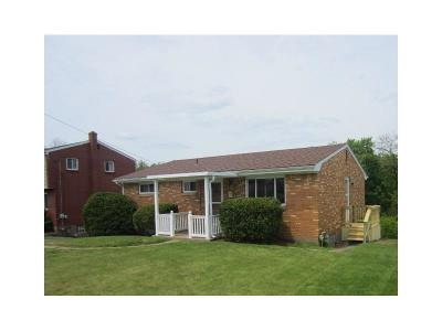N Versailles PA Single Family Home Sold: $69,900