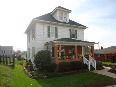 Latrobe Single Family Home For Sale: 619 Lehmer Street