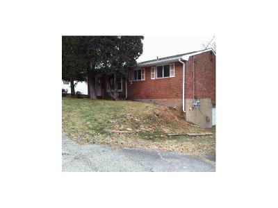 Swissvale Single Family Home For Sale: 207 Lilmont