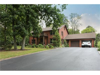 Somerset Boro Single Family Home For Sale: 670 Clover Hill Road