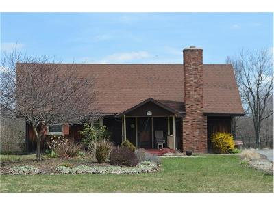 Indian Lake Boro Single Family Home For Sale: 122 Sioux Path