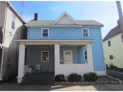Pitcairn PA Multi Family Home Sold: $10,200