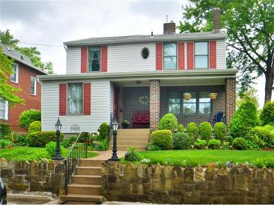 Penn Hills Single Family Home For Sale: 10415 Forbes Rd