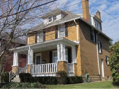 Forest Hills Boro PA Single Family Home Sold: $120,120