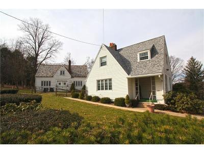 Greensburg, Hempfield Twp - Wml Farm For Sale: 464-470 Mt Thor Rd