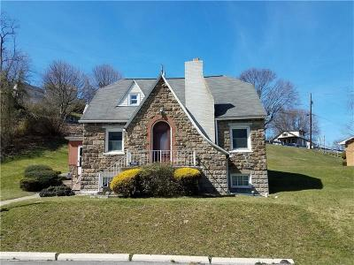 Single Family Home For Sale: 11580 Route 993