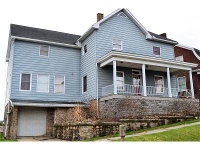Stoystown Boro Single Family Home For Sale: 220 E Main Street