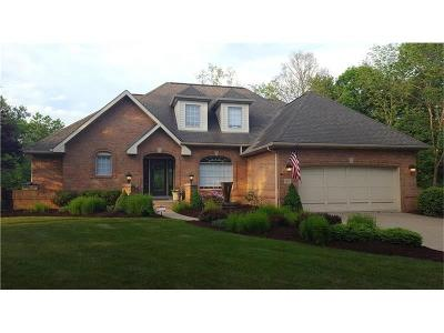 Monroeville Single Family Home For Sale: 122 Bel Aire