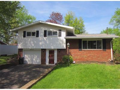 Monroeville PA Single Family Home Sold: $167,000