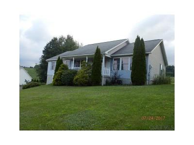 Jennerstown Boro Single Family Home For Sale: 177 James F Barron Dr