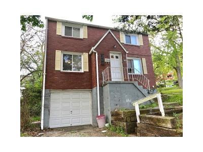 Verona Single Family Home For Sale: 103 Grove Road