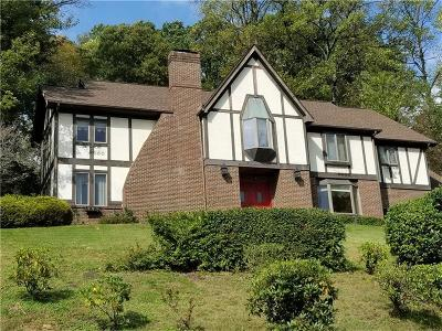 Single Family Home For Sale: 396 Lakewood Rd.