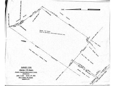Westmoreland County Residential Lots & Land For Sale: Land School Road South