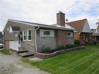Somerset Boro Single Family Home For Sale: 255 W Sanner St