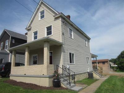 Monroeville PA Single Family Home Sold: $120,000