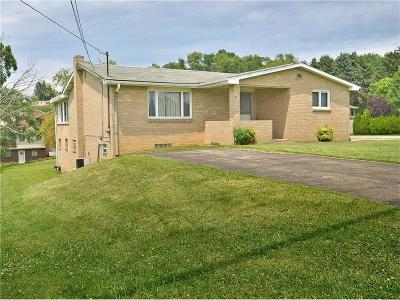 Westmoreland County Single Family Home Contingent: 14111 Ridge Rd