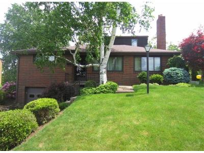 Monroeville PA Single Family Home Sold: $140,500