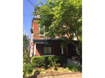 Shadyside Single Family Home For Sale: 922 Ivy St