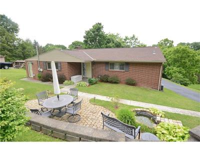 Wilkins Twp Single Family Home For Sale: 150 Sunset Drive