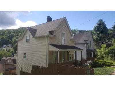 Wilmerding Single Family Home For Sale: 421 Card Ave