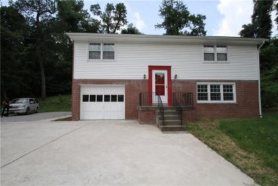 Penn Hills Single Family Home For Sale: 460 Long