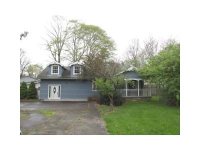 Single Family Home For Sale: 135 Mennonite Camp Road