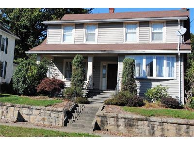 Somerset Boro Single Family Home For Sale: 518 W Main St