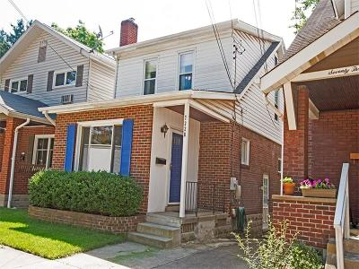 Regent Square Single Family Home For Sale: 7328 Trevanion Ave