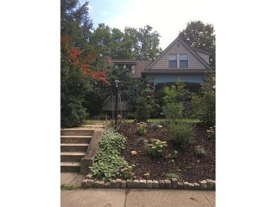 Regent Square Single Family Home For Sale: 1213 Lancaster