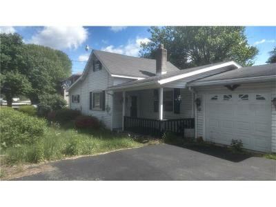 Scottdale PA Single Family Home Sold: $31,000