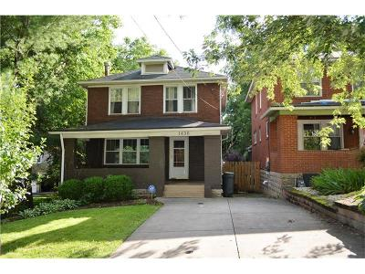 Regent Square Single Family Home Contingent: 1436 Macon Ave