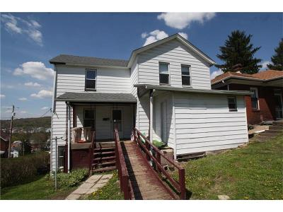 Jeannette PA Single Family Home For Sale: $9,500