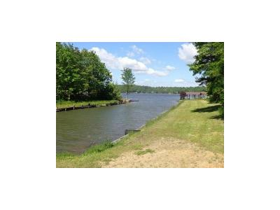 Somerset/Cambria County Residential Lots & Land For Sale: 764 Peninsula Drive Lot #4