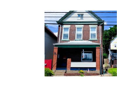 Wilmerding Single Family Home For Sale: 756 Middle