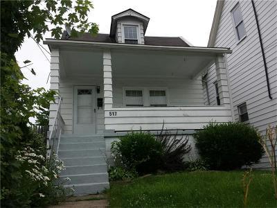 Verona Single Family Home For Sale: 517 Penn St