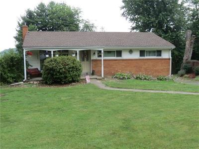 Delmont Single Family Home For Sale: 403 Manor Rd.