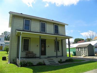 Derry Boro PA Single Family Home For Sale: $78,000