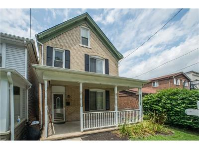 Trafford Single Family Home For Sale: 511 Duquesne Avenue