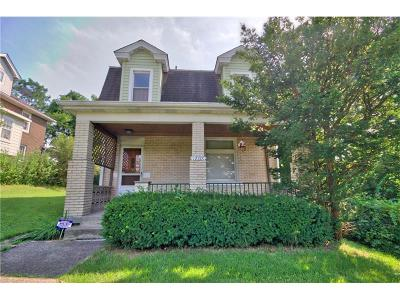 Turtle Creek Single Family Home For Sale: 1208 Chestnut St