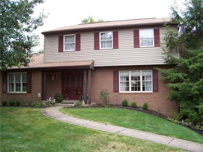 Plum Boro Single Family Home For Sale: 201 Lynn Ann Dr