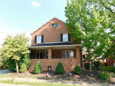 Latrobe Single Family Home For Sale: 10 W Madison Street
