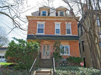 Regent Square Single Family Home For Sale: 402 Whitney Avenue