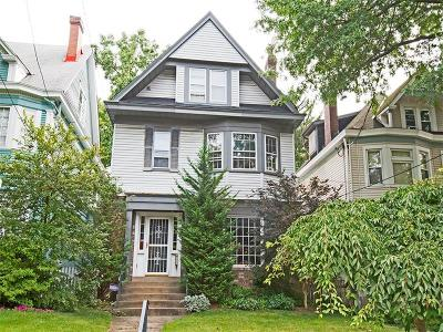 Squirrel Hill Single Family Home For Sale: 1133 Wightman