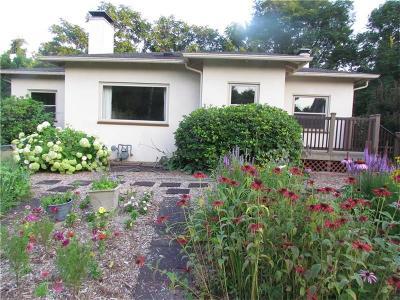 Penn Hills Single Family Home For Sale: 350 Hulton Rd