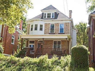 Swissvale Single Family Home For Sale: 7938 Westmoreland Ave