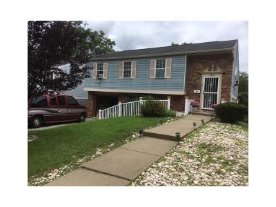 Wilkinsburg Single Family Home Contingent: 2007 Swissvale Ave