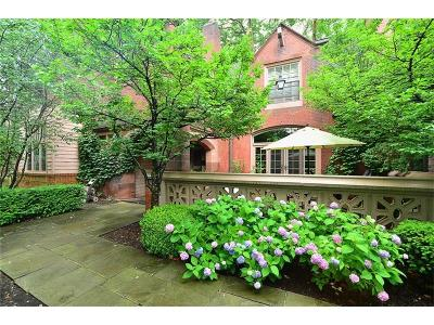 Shadyside Single Family Home For Sale: 626 Morewood